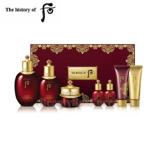 THE HISTORY OF WHOO Jinyul Hyang Set [Monthly Limited -Feburary 2018]